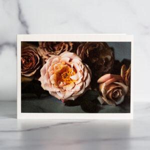 Koko Loko Roses Greeting Card