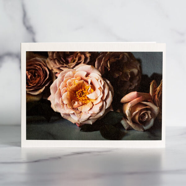 Koko Loko Roses Greeting Card