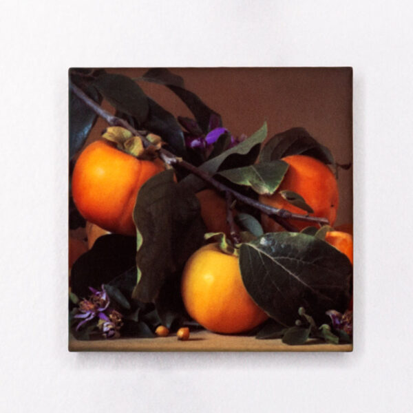 Fuyu Persimmons Magnet