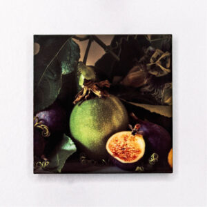 Passion Fruit and Fig Magnet
