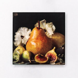 Pear and Fig Magnet