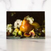 Photo of Pear and Fig Mini Card by Melissa Ann Bagley