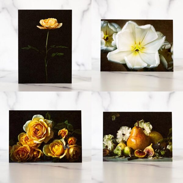 Photo of Yellow Mini Card Set by Melissa Ann Bagley
